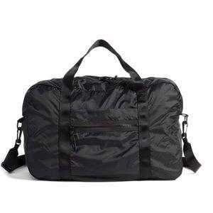 Nordstrom Nylon Packable Travel Duffle Bag